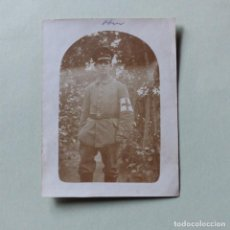 Militaria: FOTOGRAFIA DE LA PRIMERA GUERRA MUNDIAL. ALEMANIA 1914 - 1918. Lote 117859819