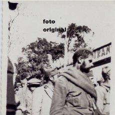 Militaria: SOLDADOS REPUBLICANOS FRONTERA LE PERTHUS FRANCIA 10 FEBRERO 1939 GUERRA CIVIL. Lote 117931515