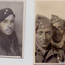 Militaria - FOTOS OFICIALES CTV DIVISION LITTORIO ITALIANOS GUERRA CIVIL ESPAÑOLA - 118000811