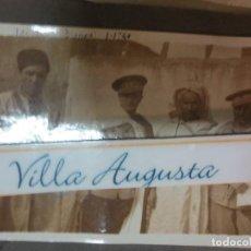 Militaria: ID . AISA TAGRAGRA 1940 TERCIO G CAPITAN LEGION MANDOS FOTO ORIGINAL EXCOMBATIENTES DE GUERRA CIVIL. Lote 118101775