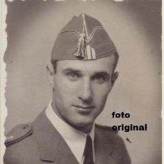 Militaria: FOTO PILOTO ITALIANO AVIAZIONE LEGIONARIA GUERRA SPAGNA. Lote 134977571