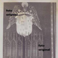 Militaria: FOTO ALCAZAR SEGOVIA LEGION CONDOR 1937 GUERRA CIVIL ESPAÑOLA. Lote 118369887