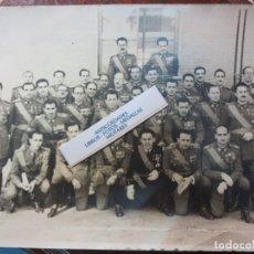 Militaria: MANDO OFICIALES RELACION GUERRA CIVIL RELACION CON LA LEGION MANDOS. Lote 118480327