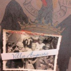 Militaria: EN PLENA BATALLA DEL EBRO ALFEREZ MARQUES 4º BANDERA 28-IX - 1938 GUERRA CIVIL LEGION ESPAÑOLA. Lote 118554271