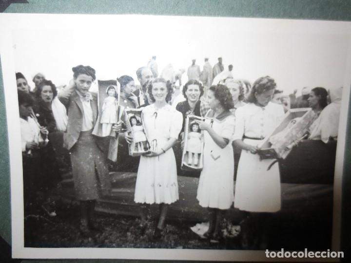 CONCURSO 1939 PREMIO DE MUÑECAS MARIQUITA PEREZ MELILLA POST GUERRA CIVIL (Militar - Fotografía Militar - Guerra Civil Española)