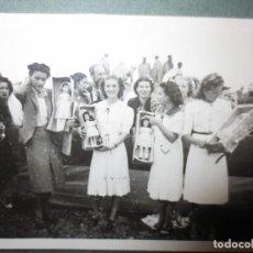 Militaria: CONCURSO 1939 PREMIO DE MUÑECAS MARIQUITA PEREZ MELILLA POST GUERRA CIVIL. Lote 118599259