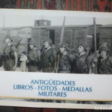 Militaria: LEGION REMEROS Y TREN CIRCA 1939 ORIGINAL GUERRA CIVIL LEGION ESPAÑA. Lote 118614483