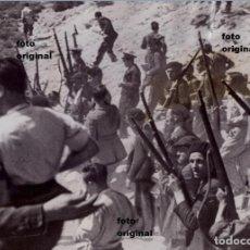 Militaria: BATALLA GUADARRAMA MILICIAS POPULARES FRENTE POPULAR JULIO 1936 GUERRA CIVIL. Lote 118811919