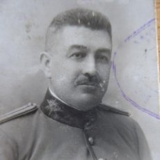 Militaria: FOTOGRAFÍA CARABINERO. ALFONSO XIII. Lote 118949079