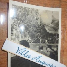 Militaria: FOTO MILITAR TENIS ATLETISMO EN MELILLA POST GUERRA CIVIL DEPORTES HOLIMPIADAS. Lote 119209747