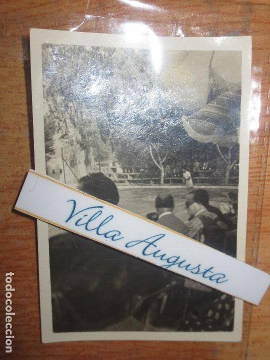 Militaria: FOTO MILITAR TENIS ATLETISMO EN MELILLA POST GUERRA CIVIL DEPORTES HOLIMPIADAS - Foto 5 - 119209747