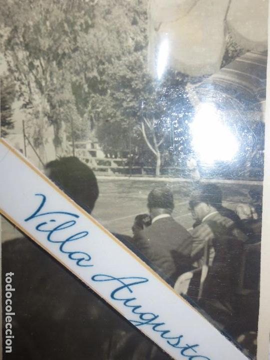 Militaria: FOTO MILITAR TENIS ATLETISMO EN MELILLA POST GUERRA CIVIL DEPORTES HOLIMPIADAS - Foto 6 - 119209747