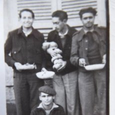 Militaria: SOLDADOS DEL EJÉRCITO ESPAÑOL. 1939. Lote 119309471