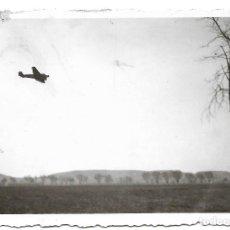 Militaria: 1937CA LEGION CONDOR GUERRA CIVIL 4 FOTOS ORIGINALES ÚNICAS AERÓDROMO BURGOS. Lote 119387647