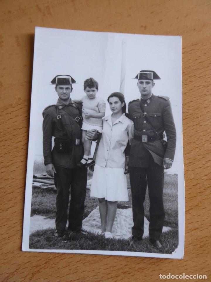 Militaria: Fotografía Guardias Civiles. - Foto 2 - 119387991