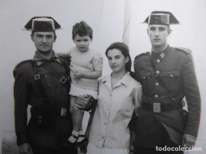 Militaria: Fotografía Guardias Civiles. - Foto 3 - 119387991
