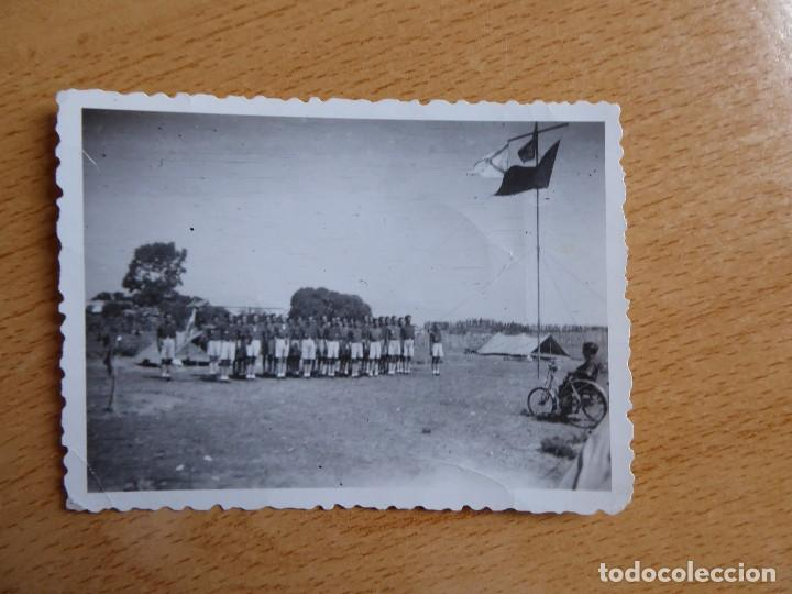Militaria: Fotografía niños Frente Juventudes. - Foto 2 - 119388643