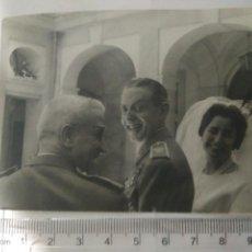 Militaria: FOTOGRAFIA BODA MILITAR.FOTO EJERCITO. Lote 119484420