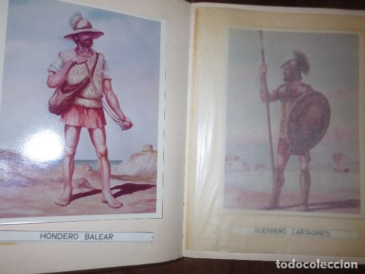 Militaria: ANTIGUO ALBUM FOTOS ORIGINALES DE CUADROS INEDITO EVOLUCION INFANTERIA ESPAÑOLA LEGION MELILLA - Foto 10 - 119495579