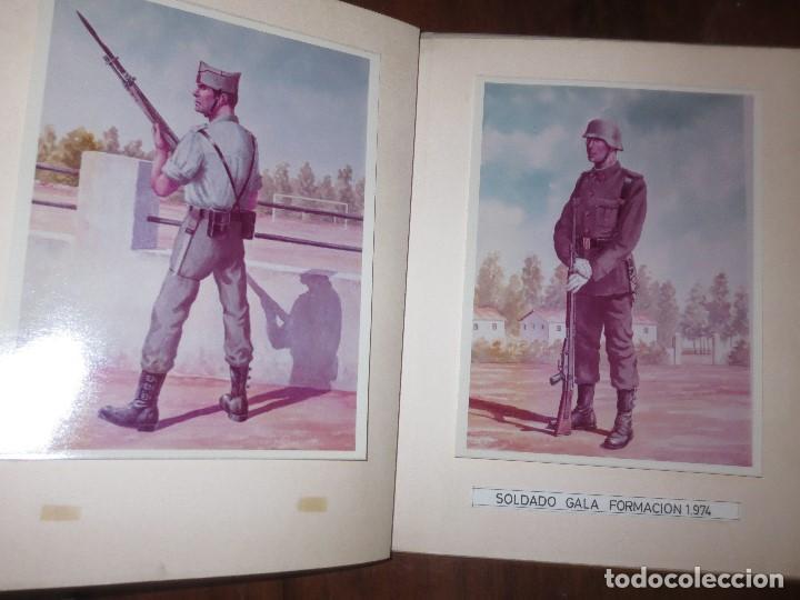 Militaria: ALBUM FOTOS INEDITO EVOLUCION INFANTERIA ESPAÑOLA LEGION GRAN CAPITAN TERCIO MELILLA 1975 - Foto 8 - 119495579