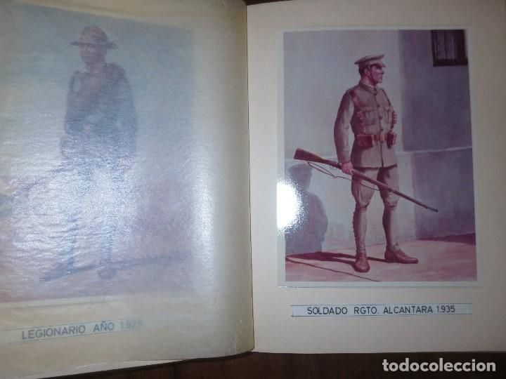 Militaria: ALBUM FOTOS INEDITO EVOLUCION INFANTERIA ESPAÑOLA LEGION GRAN CAPITAN TERCIO MELILLA 1975 - Foto 11 - 119495579