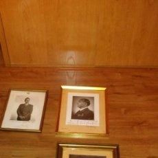 Militaria: FOTOS FIRMADAS FRANCO VARELA JUAN CARLOS. Lote 119547267