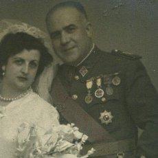 Militaria: FOTOGRAFIA CAPITAN DE CABALLERIA, CAMPAÑA DE MARRUECOS , GUERRA CIVIL....MILITAR . Lote 119573847