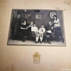 Militaria: MILITAR CON FAMILIA. MELILLA. FOTO ESPAÑA. Lote 119904124