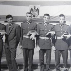 Militaria: FOTOGRAFÍA GUARDIAS CIVILES. FRANCO. Lote 120006811