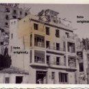 Militaria: EFECTOS BATALLA TERUEL SOBRE EDIFICIOS ALREDEDOR SEMINARIO GUERRA CIVIL 1938. Lote 120048707