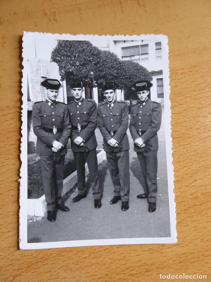 Militaria: Fotografía Guardias Civiles. - Foto 2 - 120077031