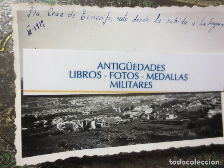 Militaria: LA LAGUNA TENERIFE II 1939 ORIGINAL TIEMPO DE GUERRA CIVIL ESPAÑA LEGION - Foto 2 - 120371387