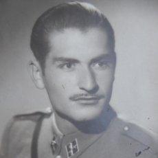 Militaria: FOTOGRAFÍA GUARDIA CIVIL. HUESCA 1948. Lote 120567643