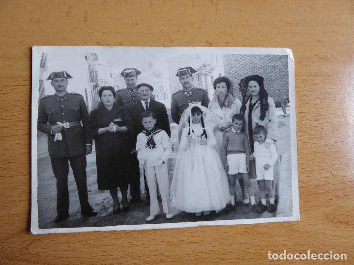 Militaria: Fotografía Guardias Civiles. - Foto 2 - 120568207