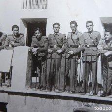 Militaria: FOTOGRAFÍA GUARDIAS CIVILES.. Lote 120568855
