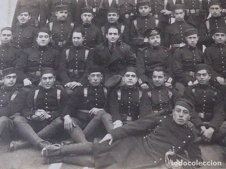 Militaria: F-3738. 72 REGIMIENTO DE INFANTERIA. EPOCA DE ALFONSO XIII. - Foto 3 - 120697319