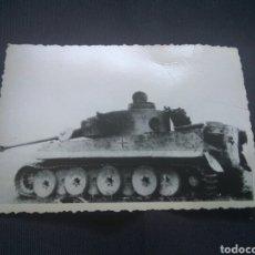 Militaria: FOTO TANQUE TIGRE. Lote 120755490