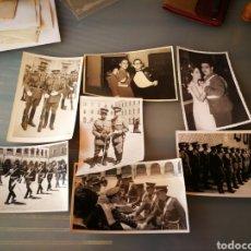 Militaria: LOTE DE FOTOGRAFÍAS MILITARES.. Lote 120842252