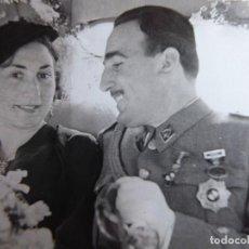 Militaria: FOTOGRAFÍA TENIENTE DEL EJÉRCITO ESPAÑOL.. Lote 120852243