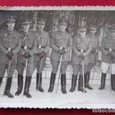 Militaria: ALICANTE. BENALUA. JIMENEZ HERMANOS. 1953. FOTOGRAFÍA MILITARES. Lote 120873387