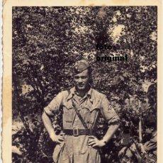 Militaria: CAPITAN ITALIANO CTV DIVISION LITTORIO GUERRA CIVIL ESPAÑOLA. Lote 120932611