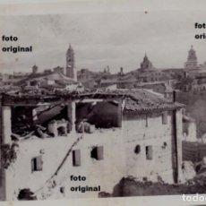 Militaria: ENTRADA LEGION CONDOR TERUEL TRAS LA BATALLA DE TERUEL GUERRA CIVIL 1938. Lote 121039507