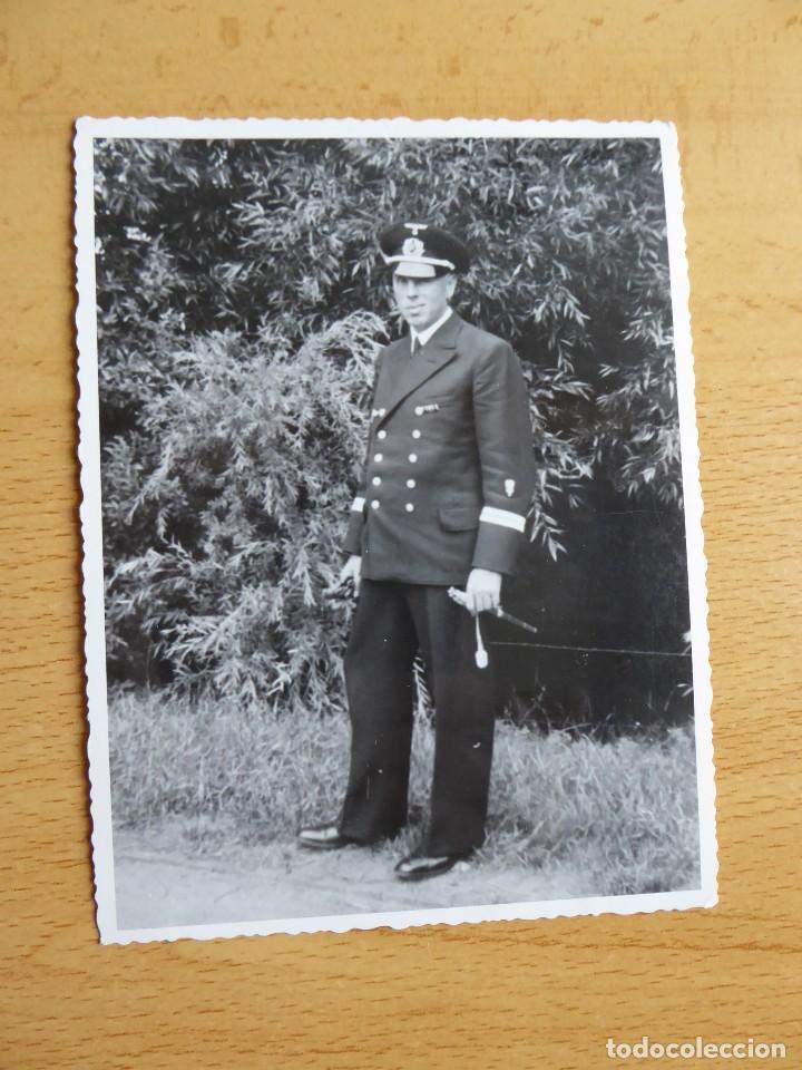 Militaria: Fotografía oficial Kriegsmarine alemana. - Foto 2 - 121083959