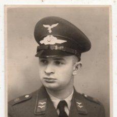 Militaria: FOTOGRAFÍA ANTIGUA DE MILITAR DEL EJÉRCITO ALEMÁN.. Lote 121235463