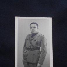 Militaria: FOTOGRAFIA FALANGISTA, MIDE 17,5 X 9,7 CMS.. Lote 121254775