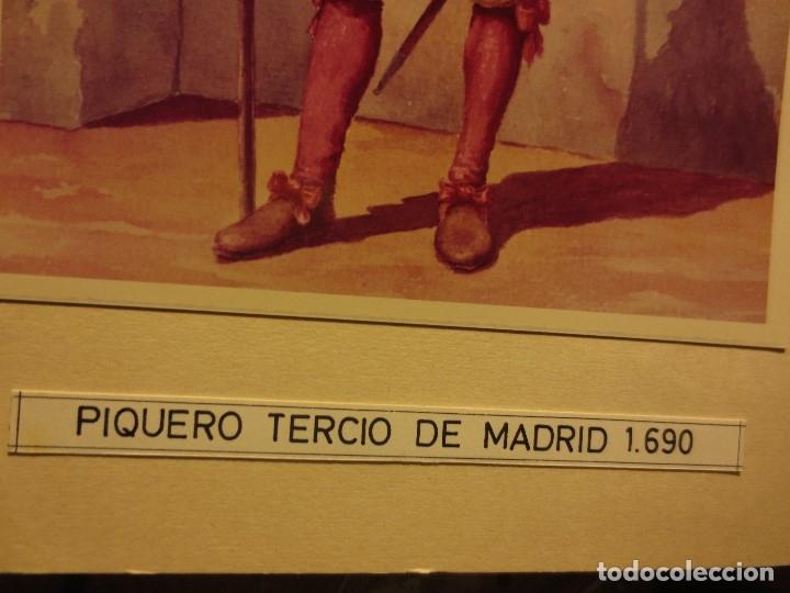 Militaria: ANTIGUO ALBUM FOTOS ORIGINALES DE CUADROS INEDITO EVOLUCION INFANTERIA ESPAÑOLA LEGION MELILLA - Foto 4 - 119495579