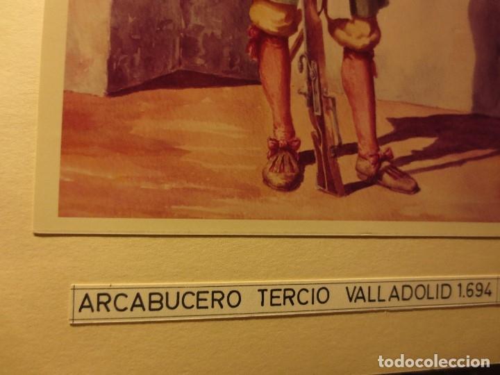 Militaria: ANTIGUO ALBUM FOTOS ORIGINALES DE CUADROS INEDITO EVOLUCION INFANTERIA ESPAÑOLA LEGION MELILLA - Foto 7 - 119495579