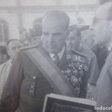 Militaria: FOTOGRAFÍA GENERAL VARELA. VARELITA. Lote 122232467