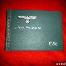 Militaria: ALBUM DE FOTOGRAFIAS DE LA II GUERRA MUNDIAL EJERCITO ALEMAN ORIGINAL DE EPOCA. Lote 122741679