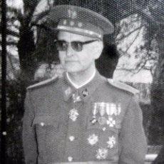 Militaria: FOTOGRAFÍA ORIGINAL.MILITAR MUY CONDECORADO. BILBAO. GUERRA CIVIL ESPAÑOLA. . Lote 122937163